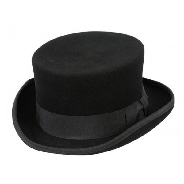 Conner Hats Carlin Victorian Top Hat | Chapel Hats