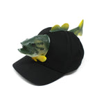 Bassy 3D Baseball Cap Hat | Chapel Hats