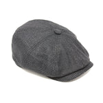 Botsford Newsboy Flat Cap for Men/Women | Chapel Hats