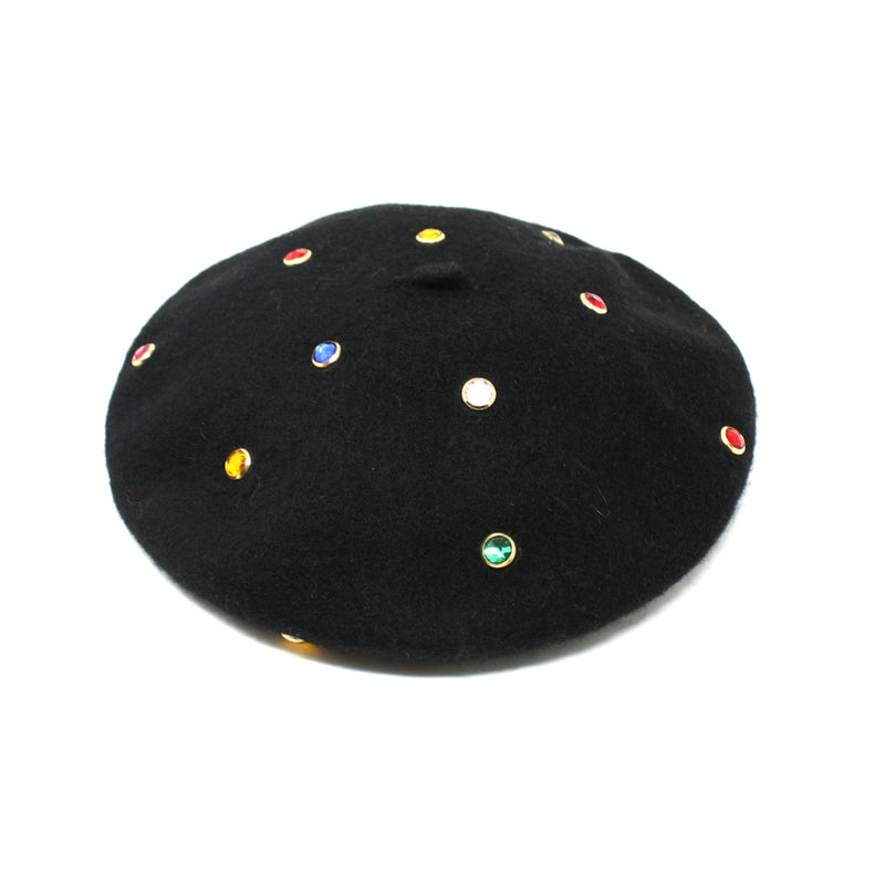 Della Wool Felt Women's Beret | Chapel Hats