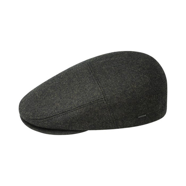Bailey's of Hollywood Farrow Wool 5 Panel Flat Cap | Chapel Hats