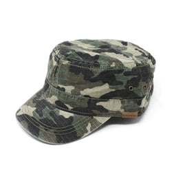 RUBEN Camo Cadet Cap for Men\Women | Chapel Hats