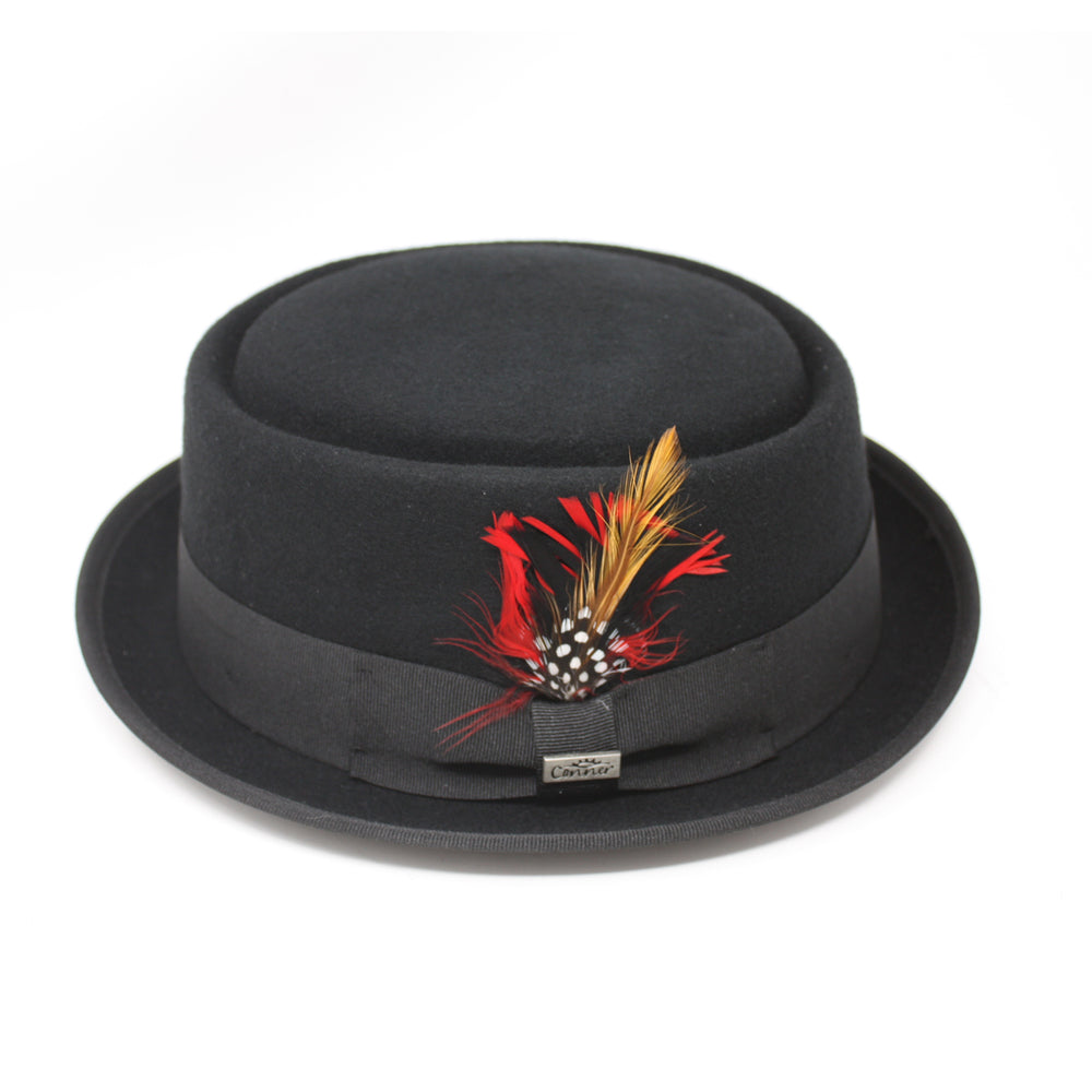 WAITS straw packable fedora hat for men Women in copper-Chapel Hats · WAITS.   69.99 · WERNER 309a8edad95e