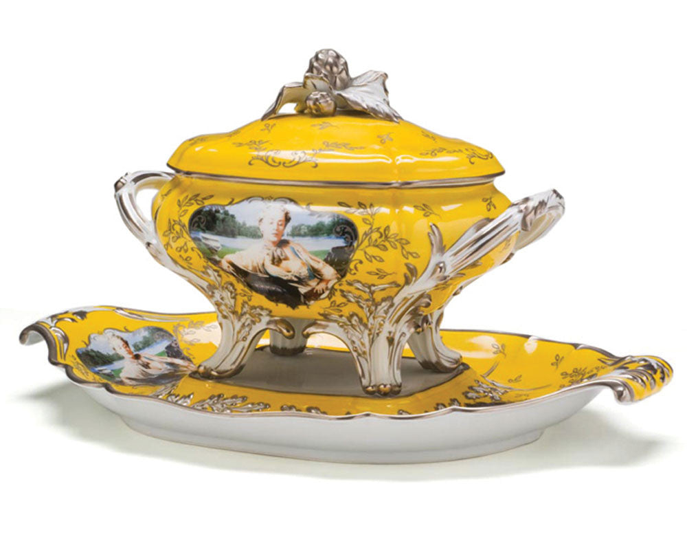 Soup Tureen by Cindy Sherman