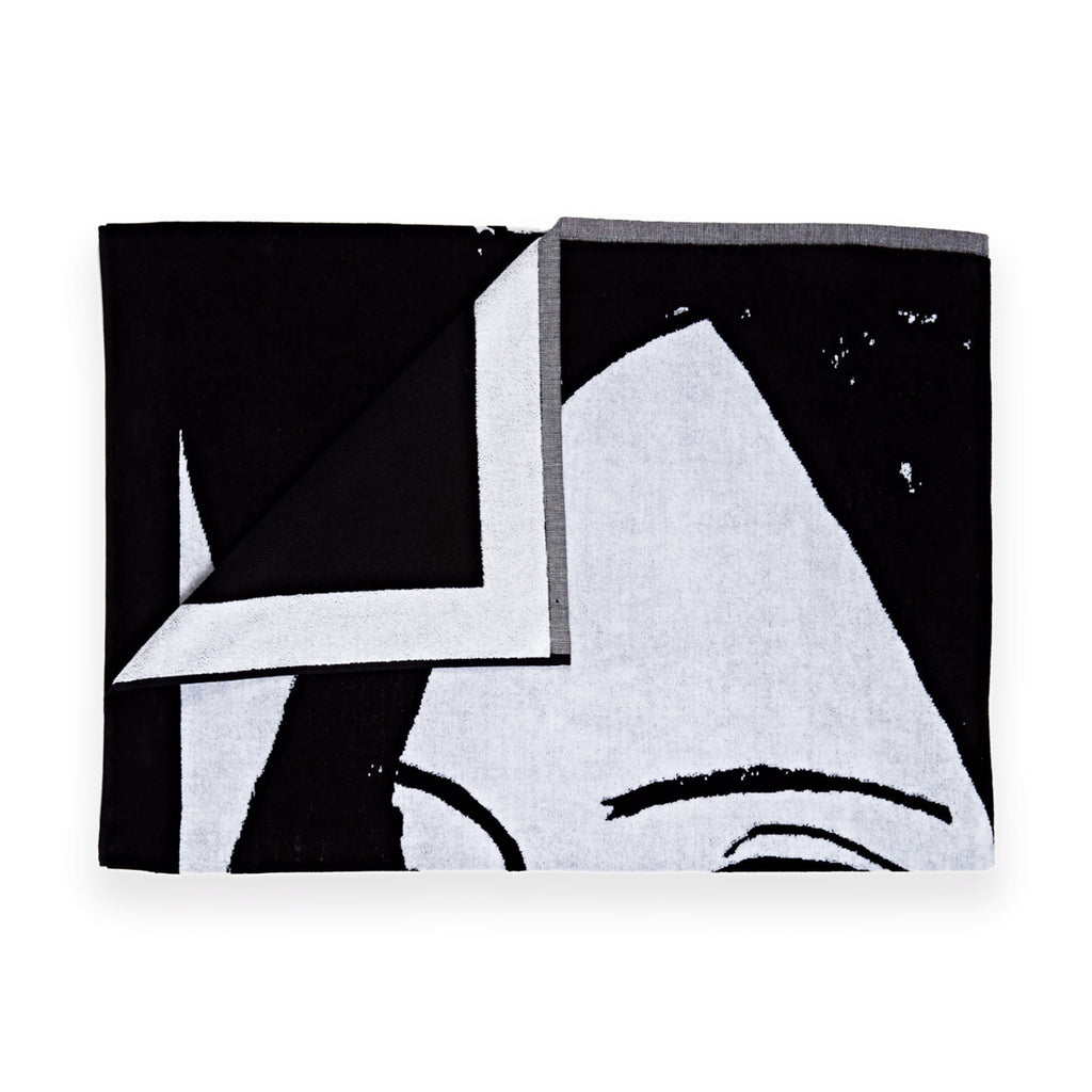 Reversible Beach Towel by Alex Katz