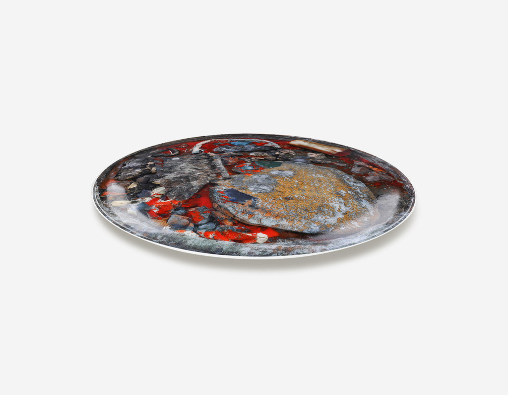 Plate by Sterling Ruby