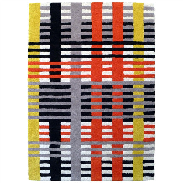 Study Rug by Anni Albers