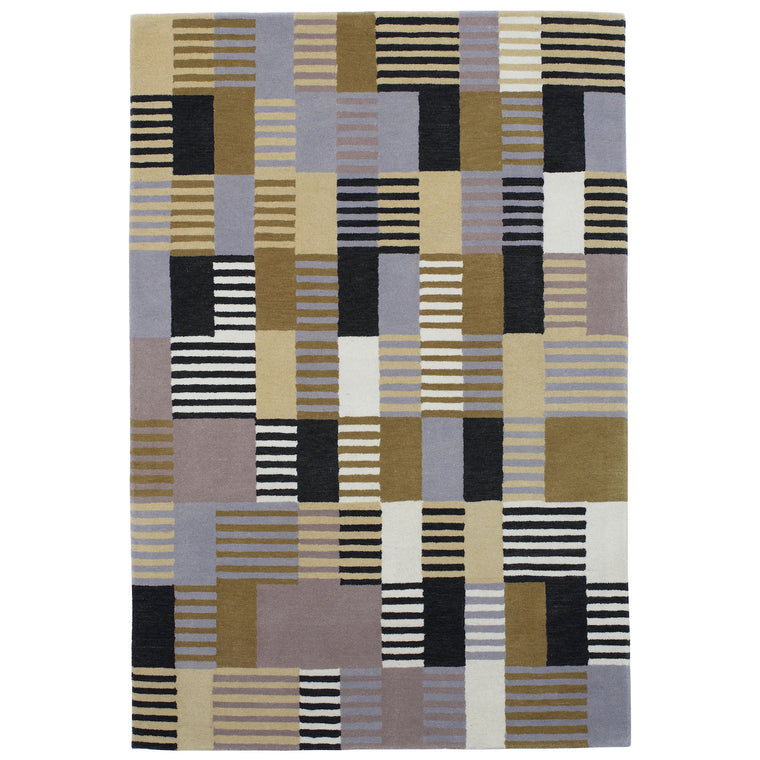 Design for Wall Hanging (1926) Rug by Anni Albers