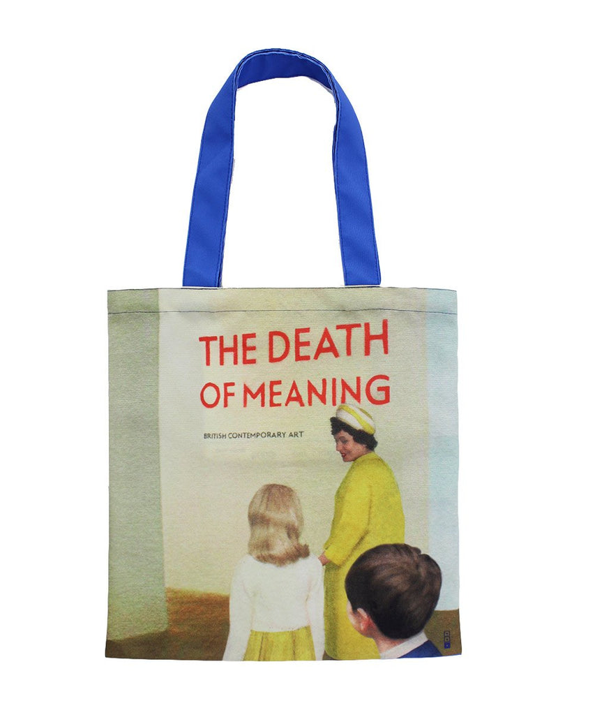 Is the Art Pretty? Tote by We Go to the Gallery