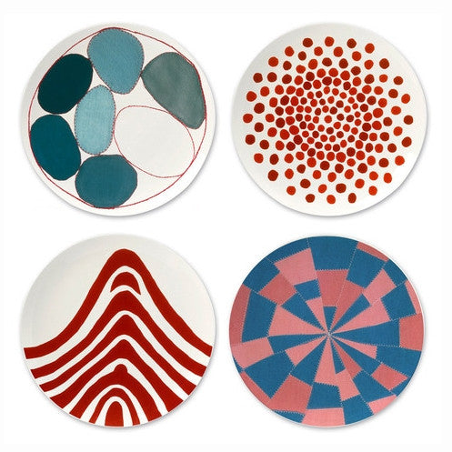 Plate Set by Louise Bourgeois