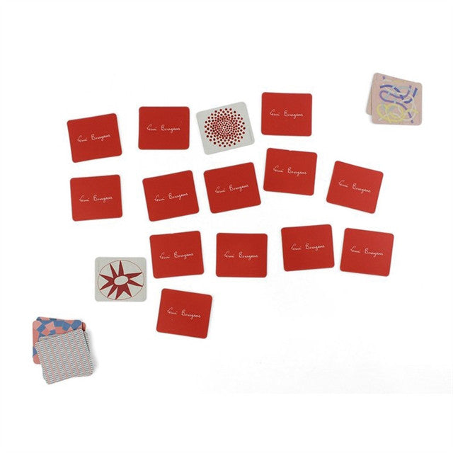 Memory Card Set  by Louise Bourgeois