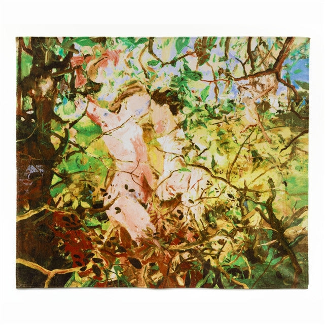 Beach/bath towel by Cecily Brown