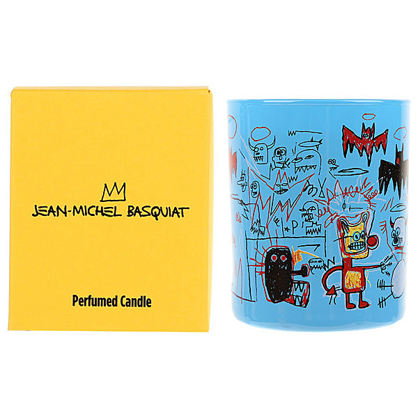 Blue Candle by Jean-Michel Basquiat