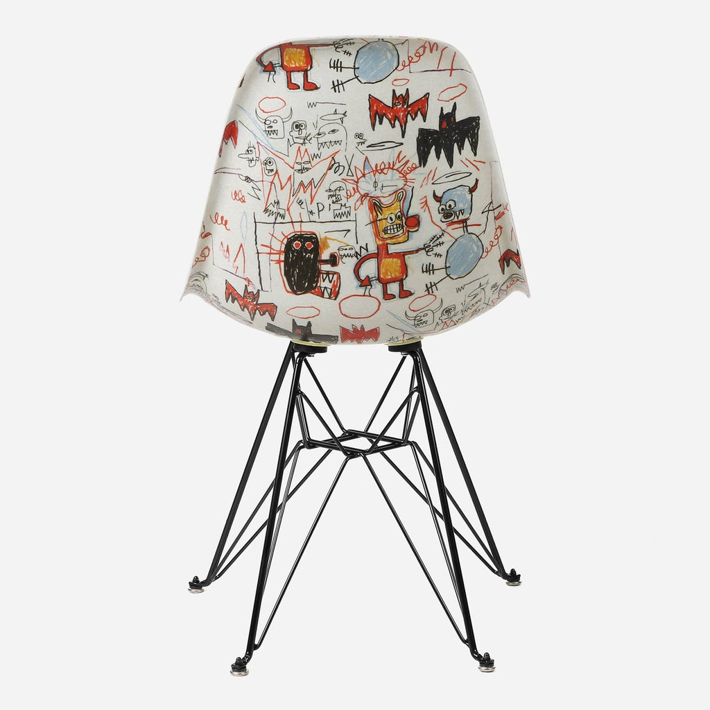 Jean-Michel Basquiat Case Study Furniture® Chair (Bats)