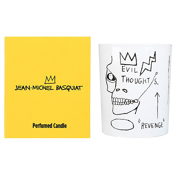 Revenge Candle by Jean-Michel Basquiat