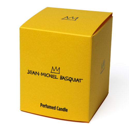 King Pleasure Candle by Jean-Michel Basquiat