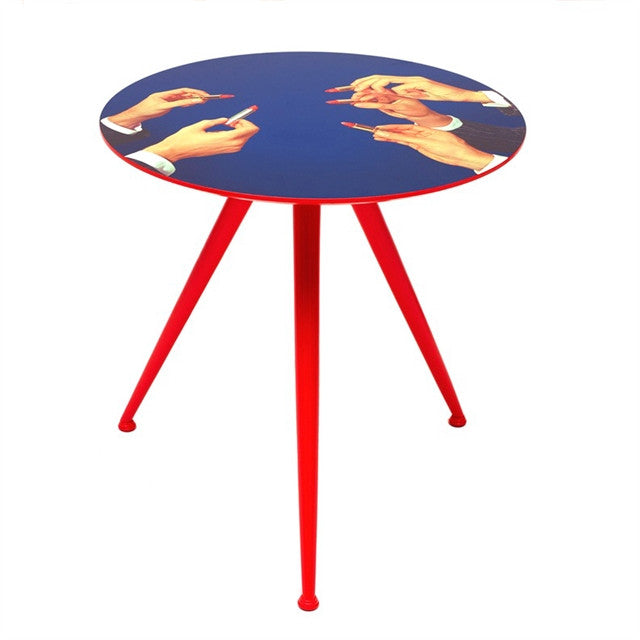 Big Lipstick Table by Cattelan & Ferrari