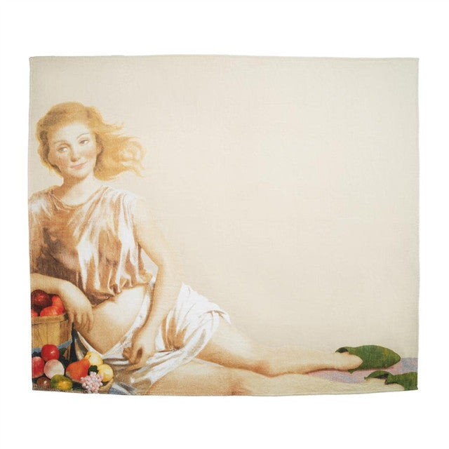 Beach/bath towel by John Currin