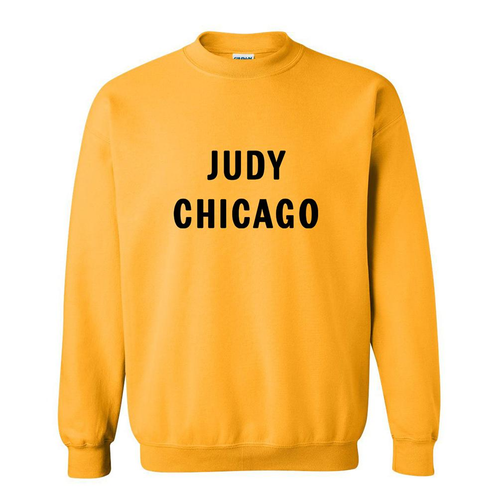 Sweatshirt by Judy Chicago