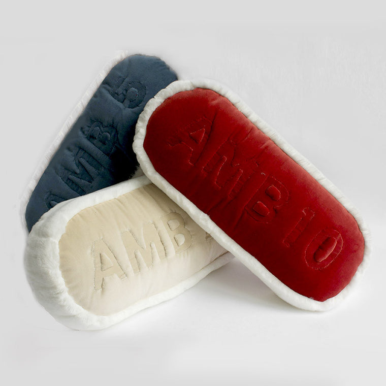 Ambien Pillows by Chrissy Conant