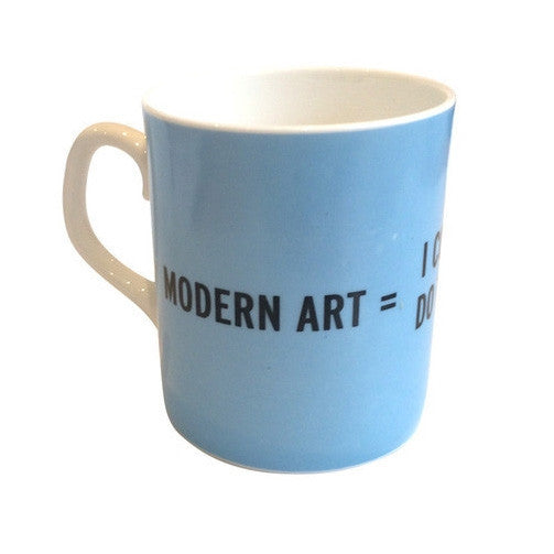 Art Mug by Craig Damrauer