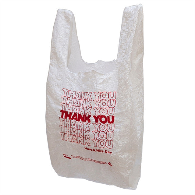 Thank You, Thank You Tote by Lauren DiCioccio