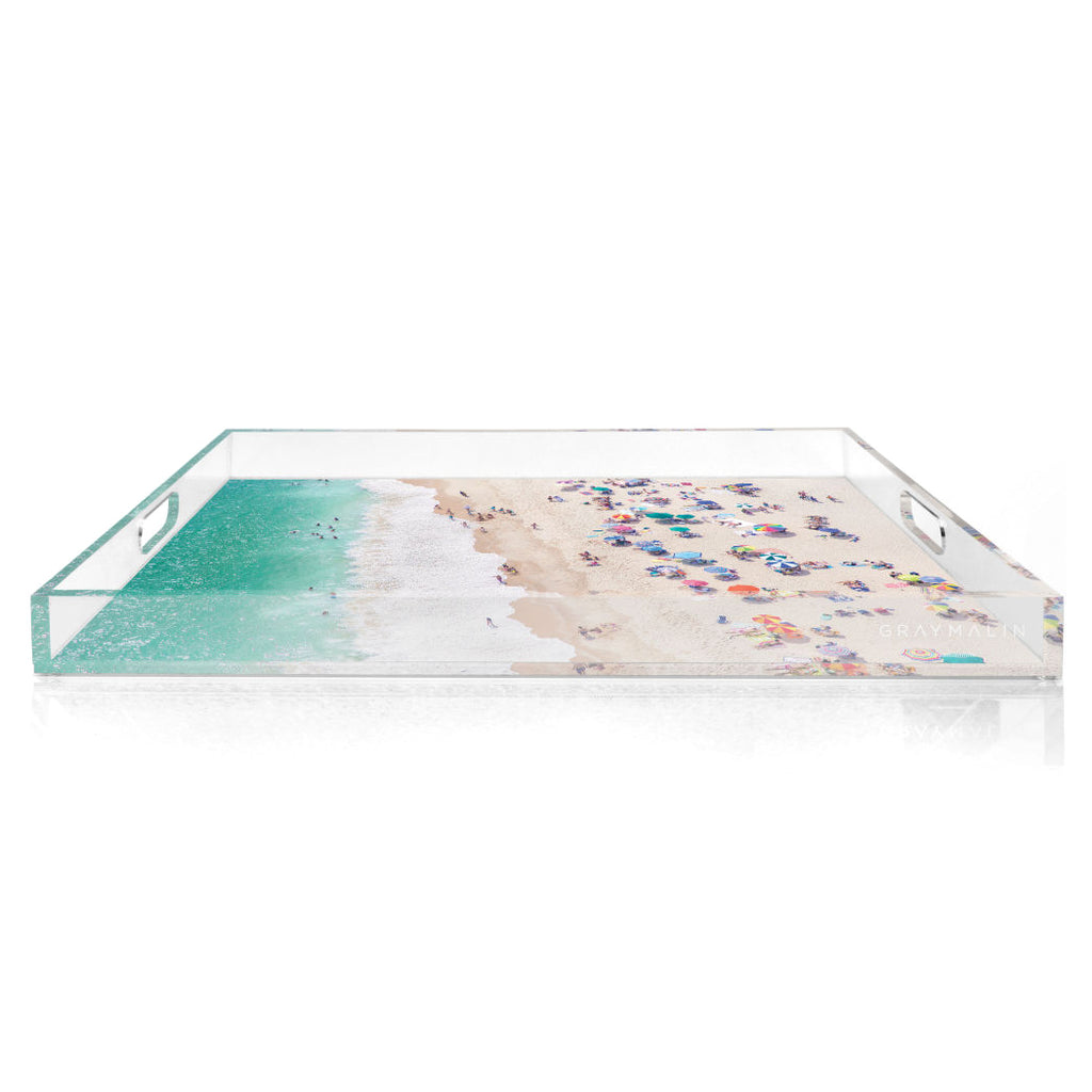 East Hampton Tray by Gray Malin
