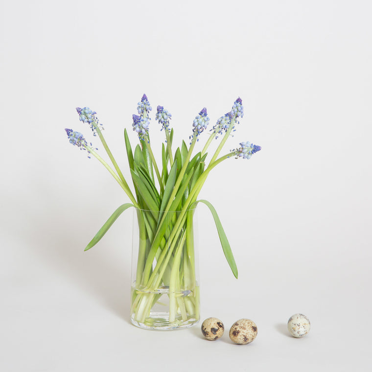 Forget Me Not Vase by Deborah Ehrlich