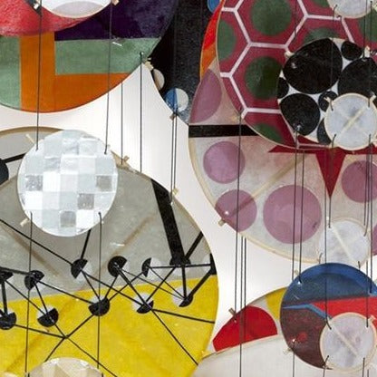 The Long Passage... wallpaper by Jacob Hashimoto