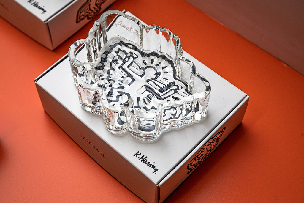 Catchall (Angel) by Keith Haring