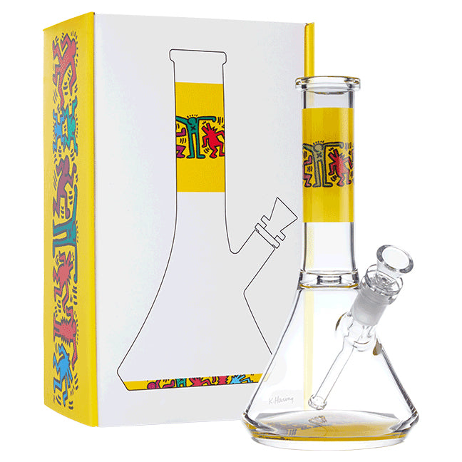 Water Pipe by Keith Haring
