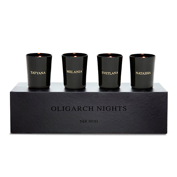 Oligarch Nights Candles by Nir Hod