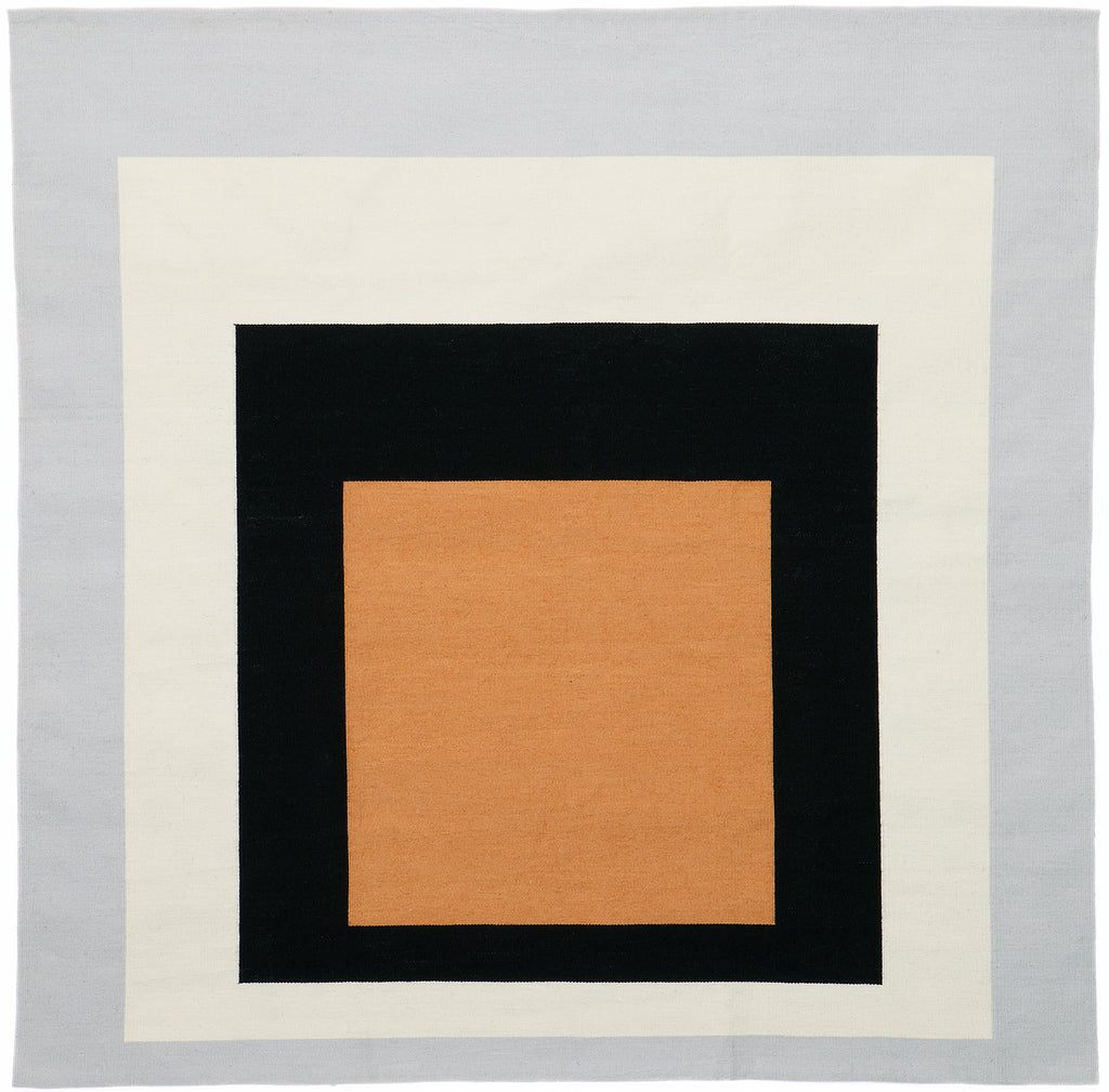 Homage to the Square: New Gate (Tapestry) by Josef Albers