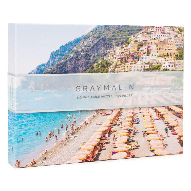 Italy Jigsaw Puzzle by Gray Malin