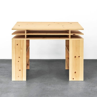 Standing Desk by Donald Judd