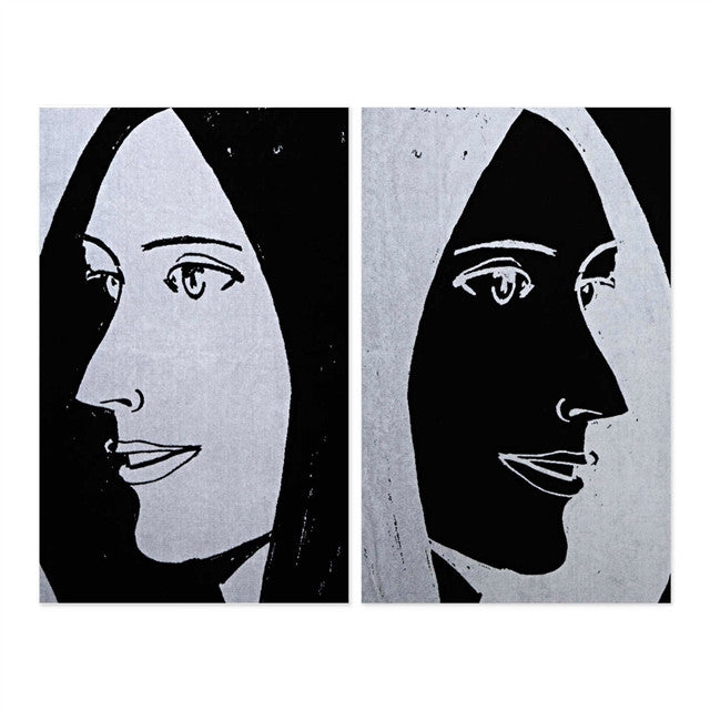 Beach Towel by Alex Katz