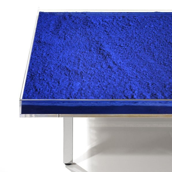 Table Bleu Klein® by Yves Klein