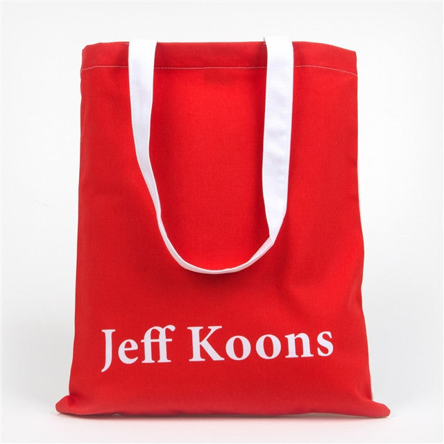 Tote by Jeff Koons