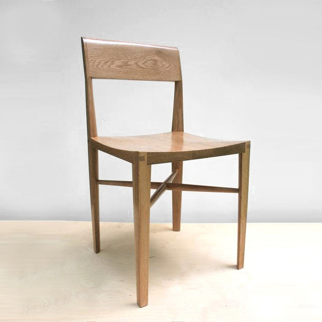 <i>Quarter Round Dining Chair</i> by Christopher Kurtz