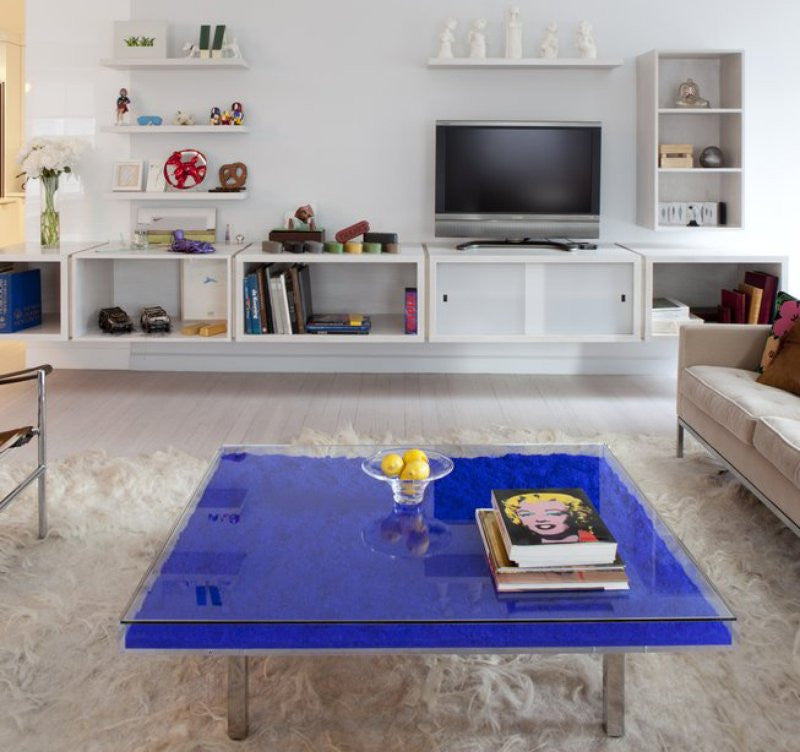 Table IKB® by Yves Klein