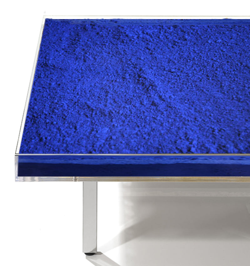 Yves Klein Table Installation & Restoration