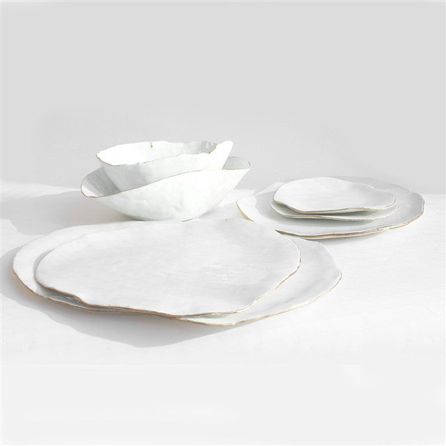 Molosco Dinner Service by Laura Letinsky & Molosco Dinner Service by Laura Letinsky - Artware Editions