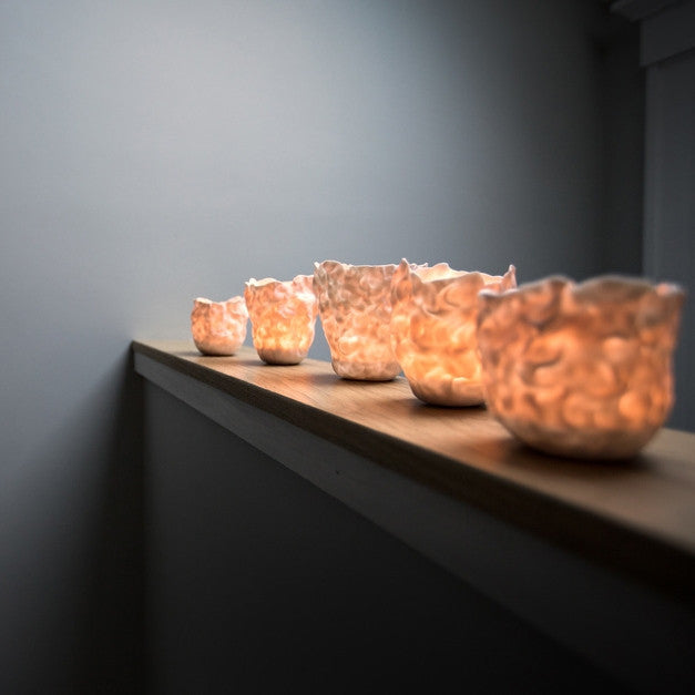 Votives by Gabriella Levy