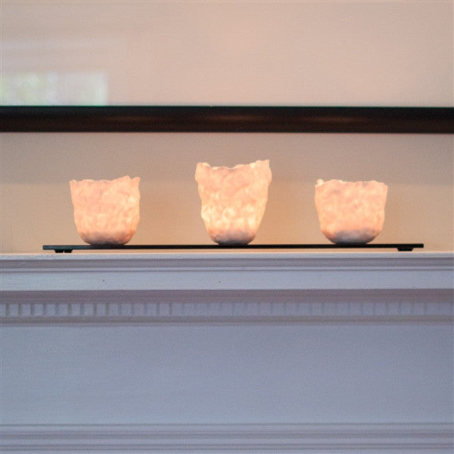 Votive Centerpiece by Gabriella Levy