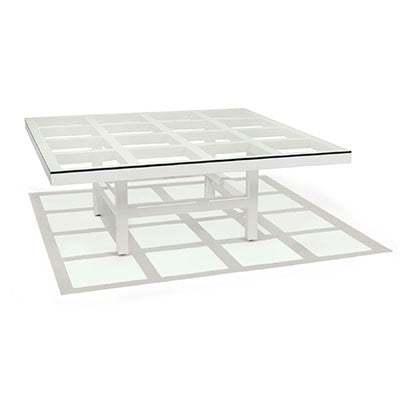 Coffee table by Sol LeWitt