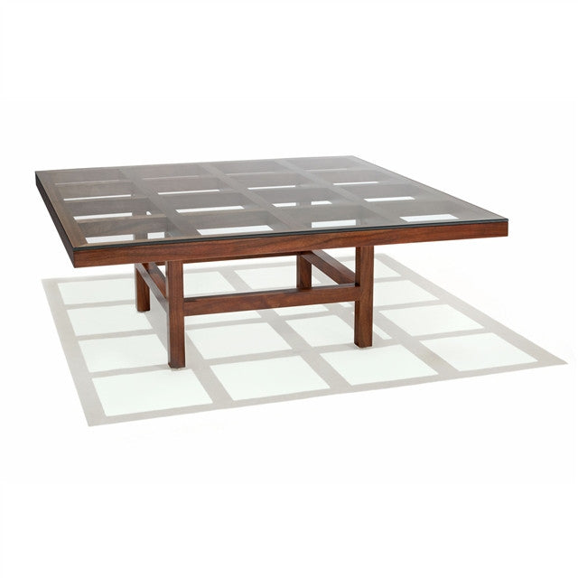<i>Coffee table</i> by Sol LeWitt