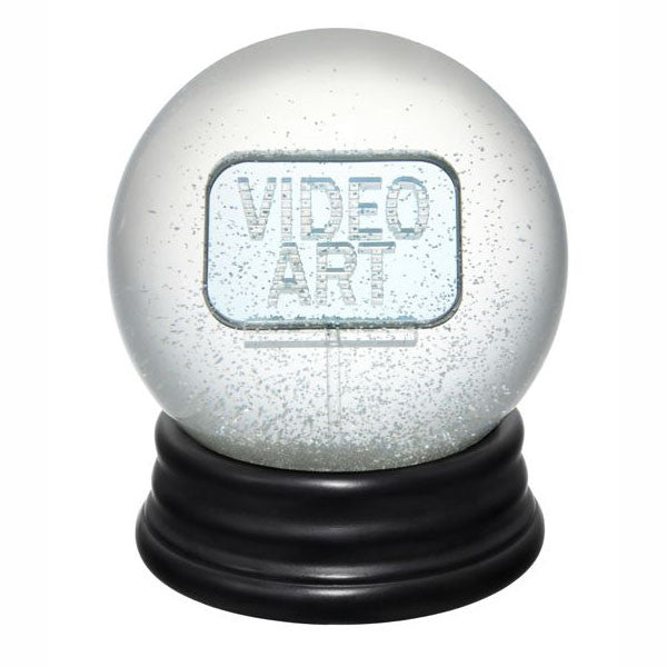 Video Art Snow Globe by LigoranoReese