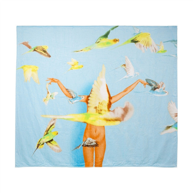 Beach/bath towel by Ryan McGinley