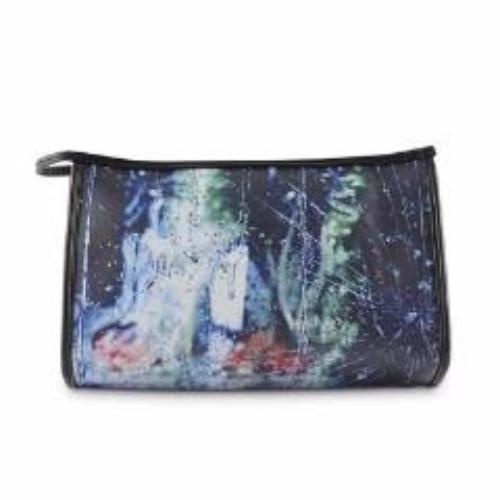 Makeup Bag by Marilyn Minter
