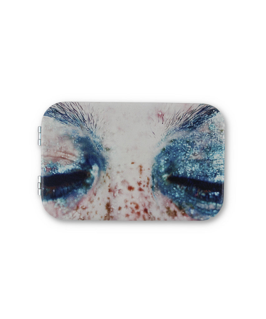 Pocket Mirror by Marilyn Minter